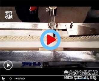 新型密封机头淋油麻花机试机视频